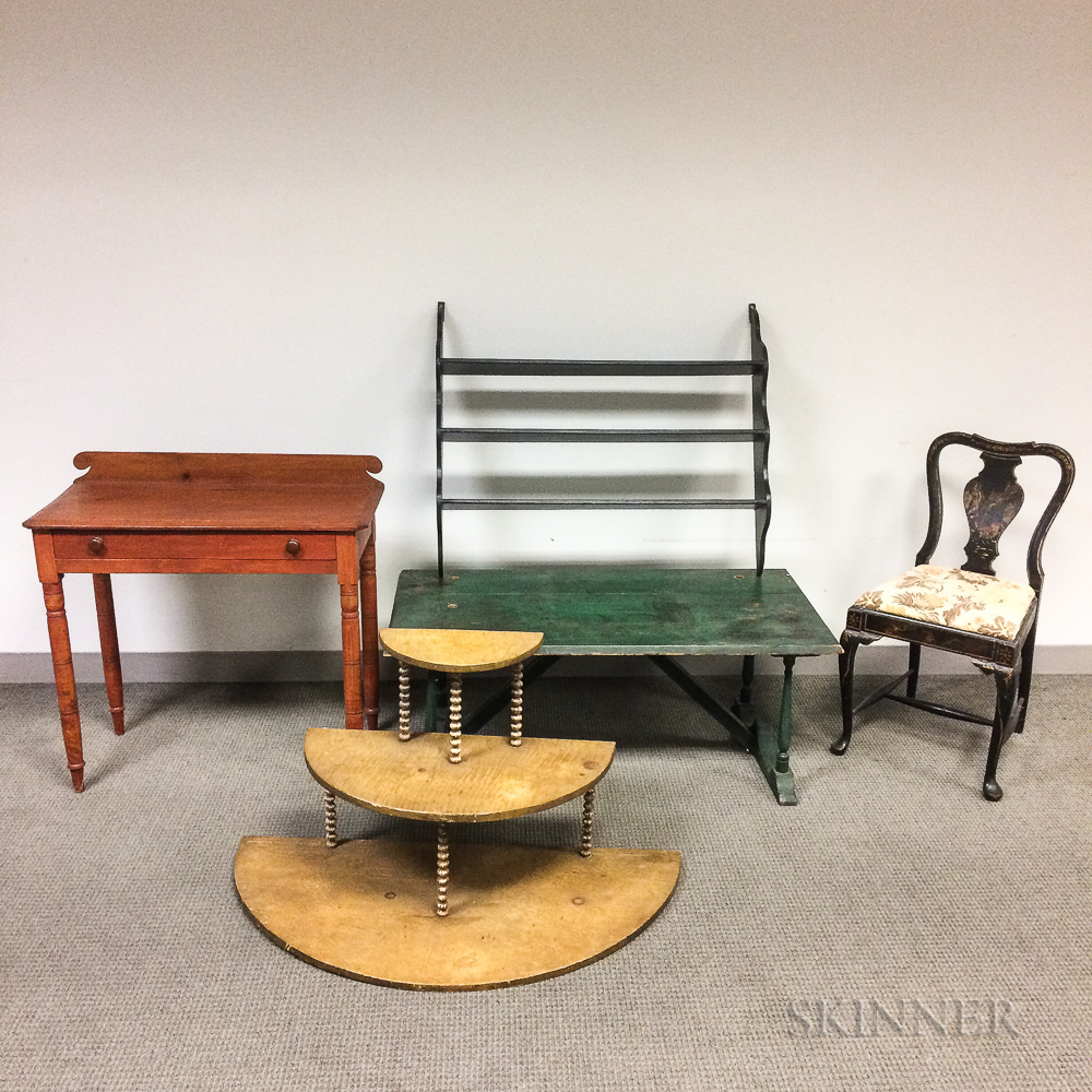 Five Pieces of Furniture,