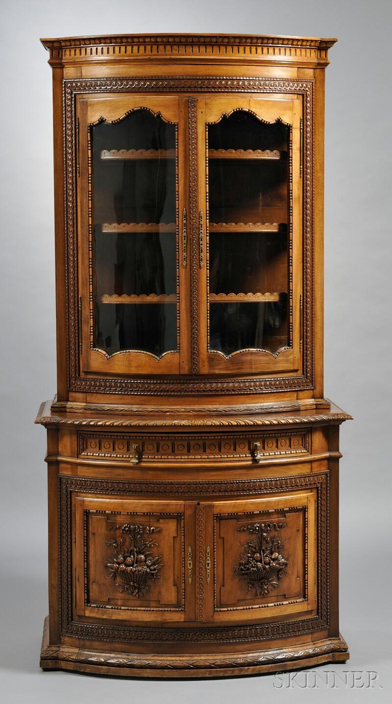 Louis XVI-style China Cabinet