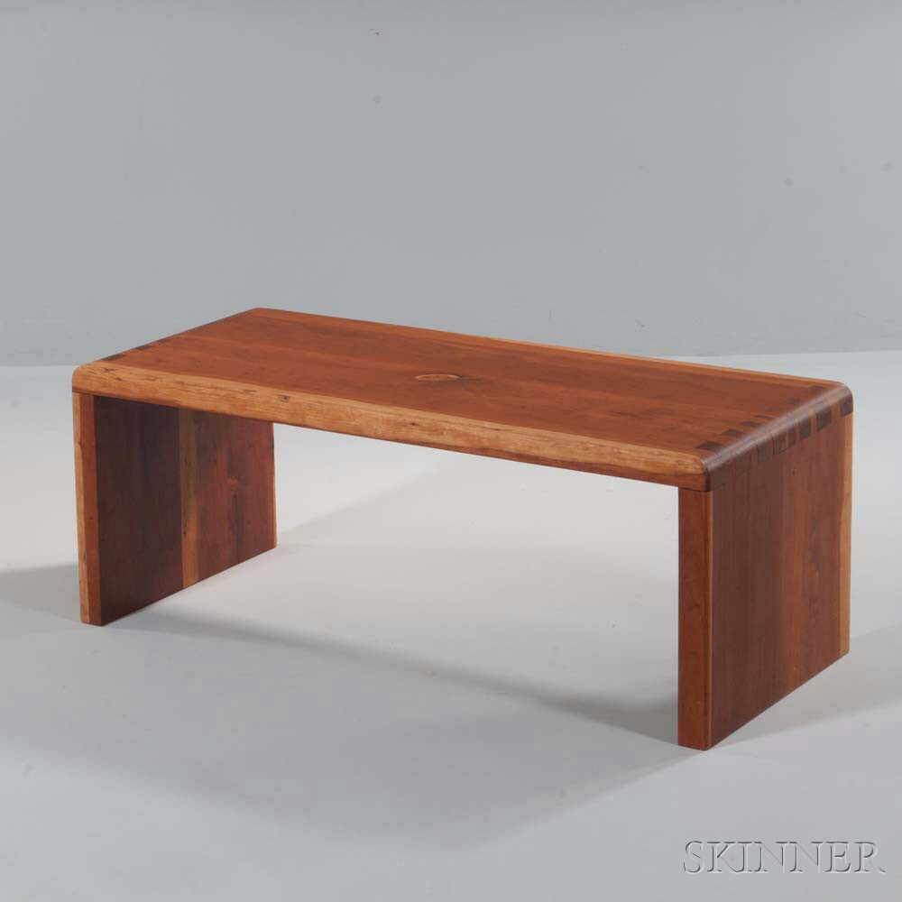 American Studio Craftsman Coffee Table