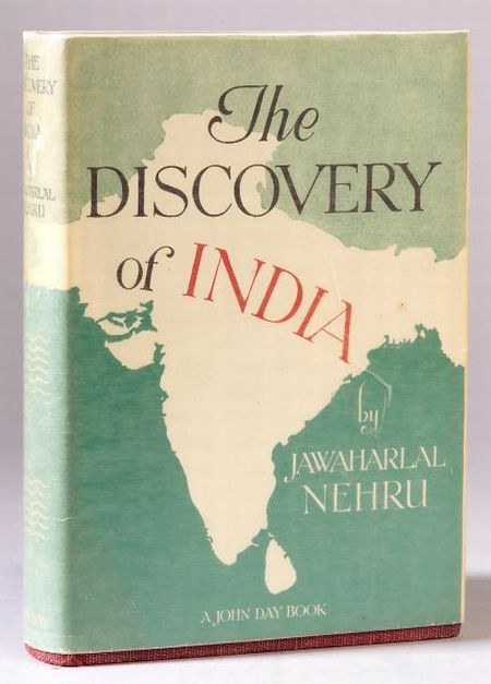 Nehru, Jawaharlal (1889-1964), Signed copy