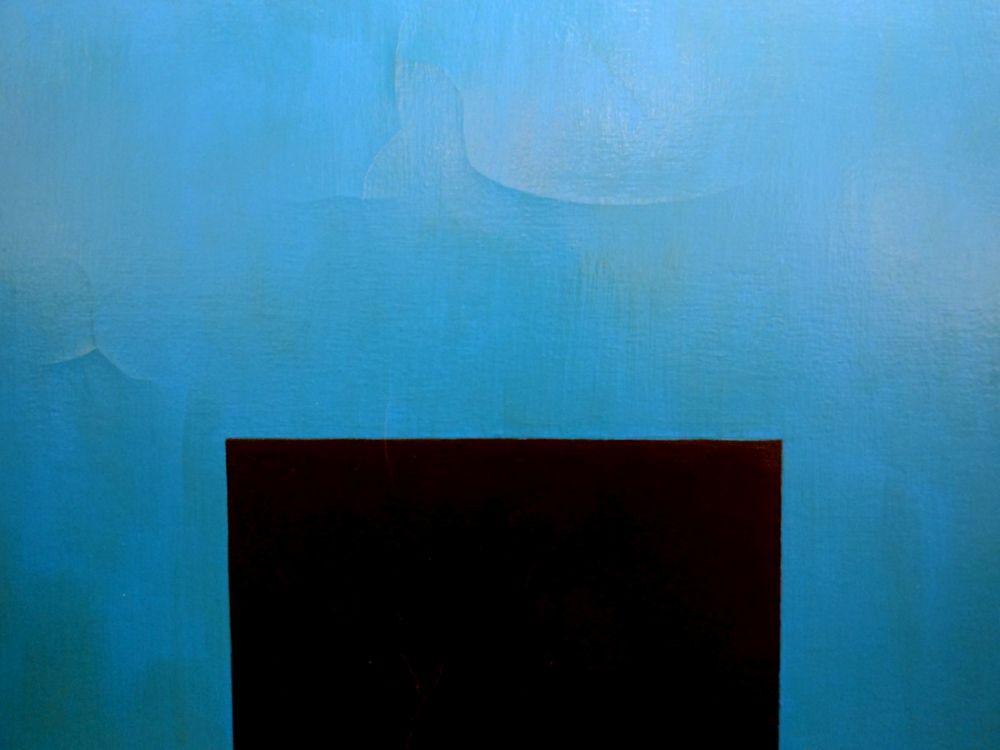 Jeremy Gilbert-Rolfe (English, b. 1945)    Zero
