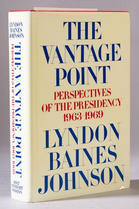 Johnson, Lyndon Baines (1908-1973), Signed copy