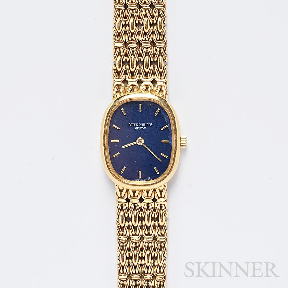 Lady's 18kt Gold