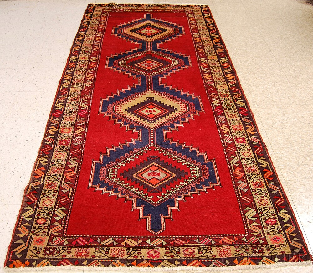 Caucasian-style Rug