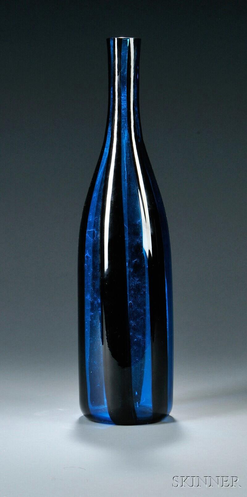 A Fasce Verticale   Bottle-form Vase