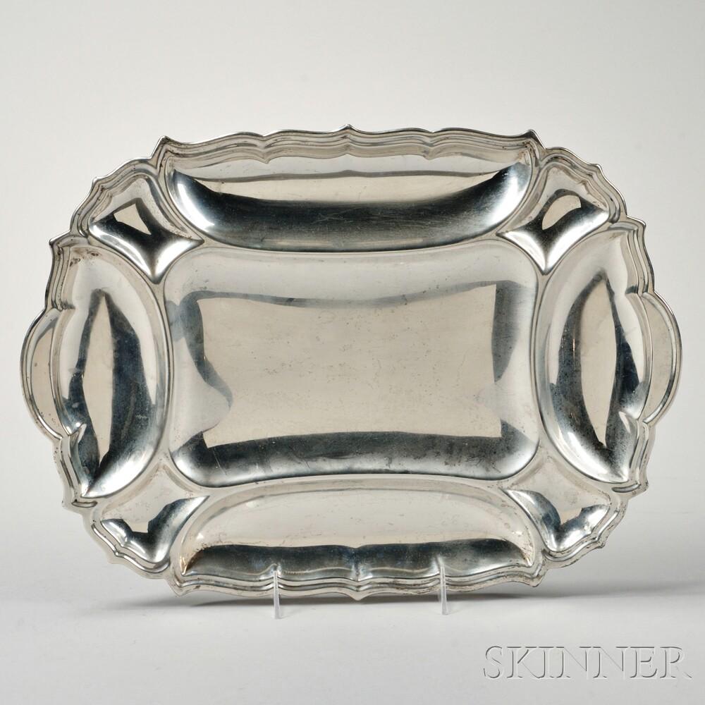 Black, Starr & Gorham Sterling Silver Tray