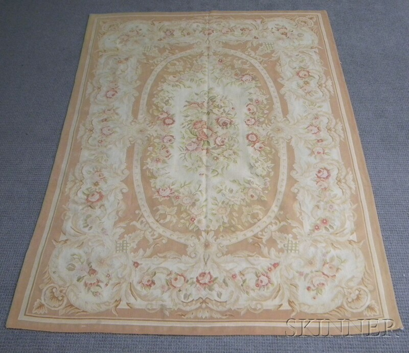 Aubusson-style Rug