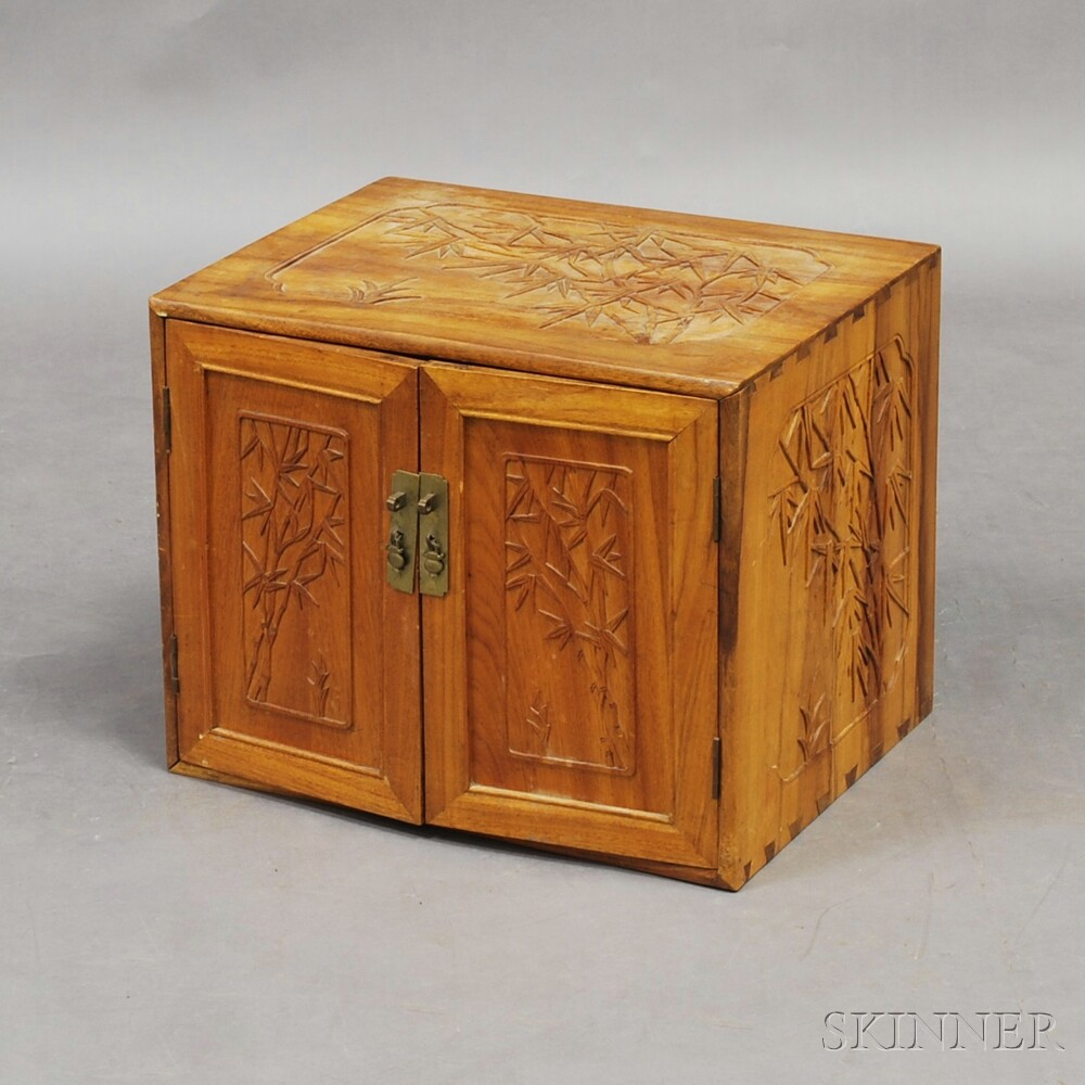 Camphor Wood Table Cabinet