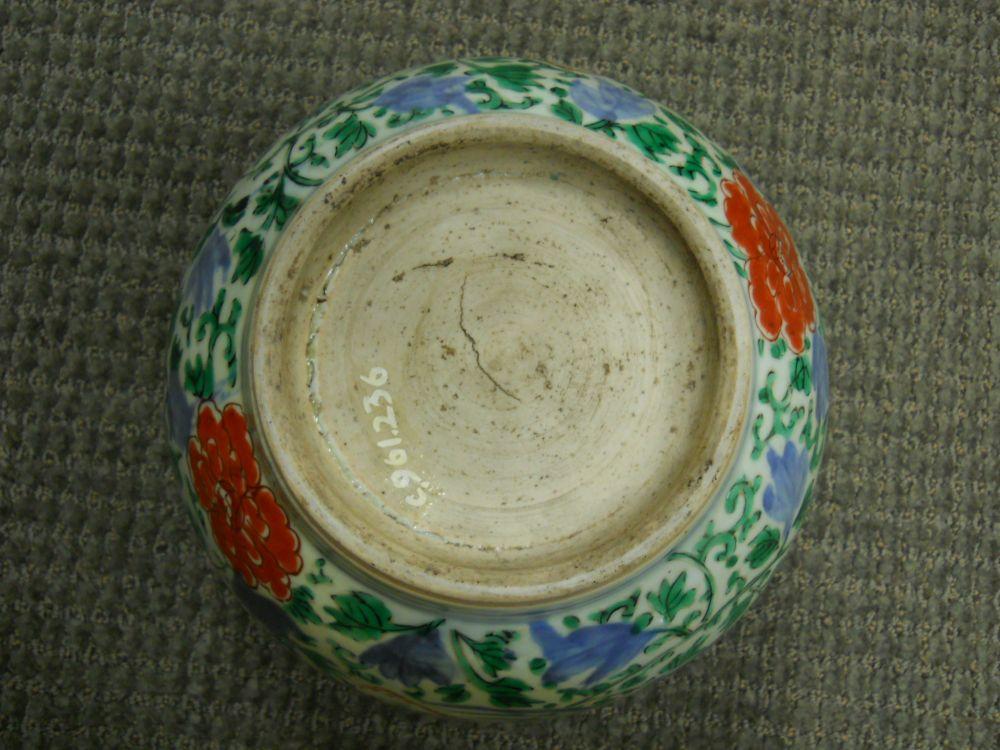 Doucai Small Pot