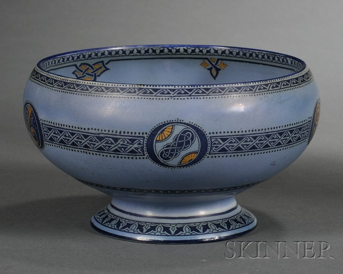 Wedgwood Lustre Celtic Ornaments Empire Bowl