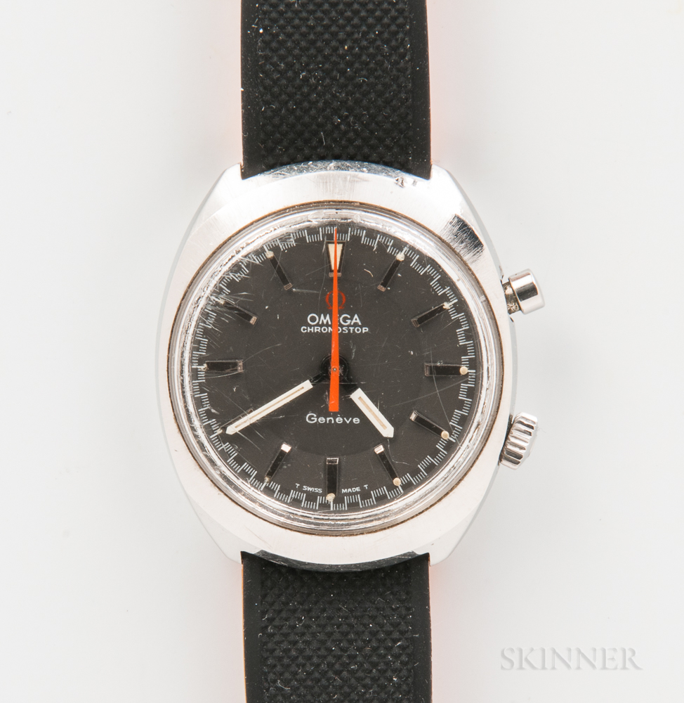 Omega Chronostop Wristwatch