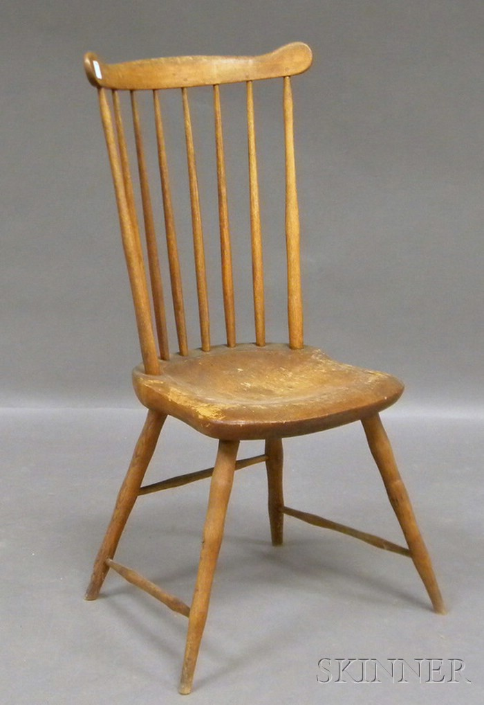 Windsor Fan-back Side Chair.