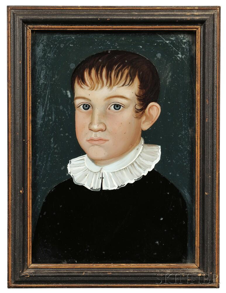 Benjamin Greenleaf (act. Massachusetts/New Hampshire, 1769-1821)      Portrait of Alexander Wadsworth, Duxbury, Massachusetts.