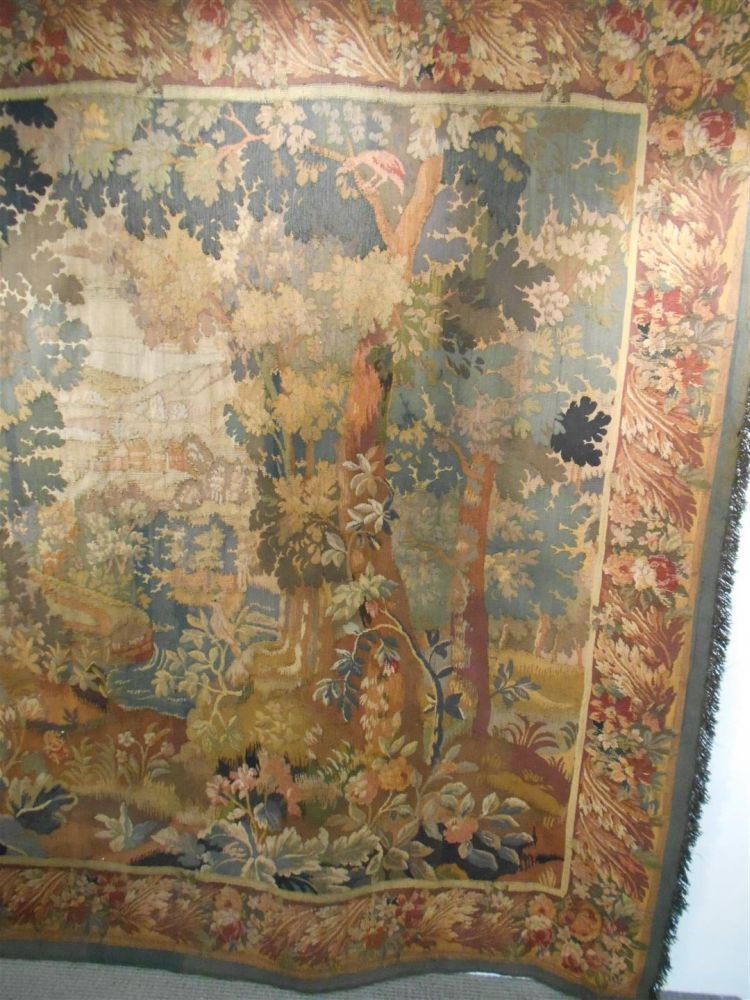 Large Tapestry,