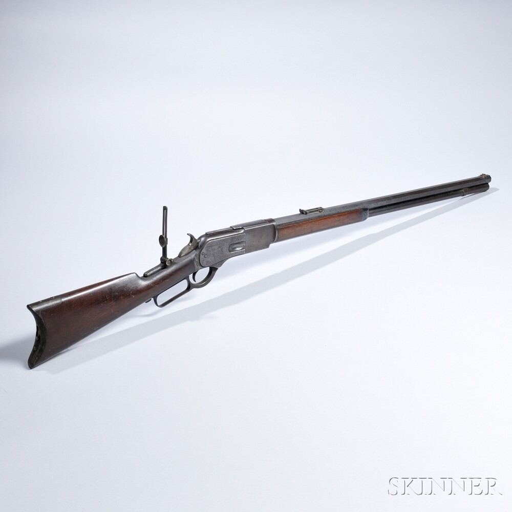 Winchester Model 1873 Lever-action Rifle