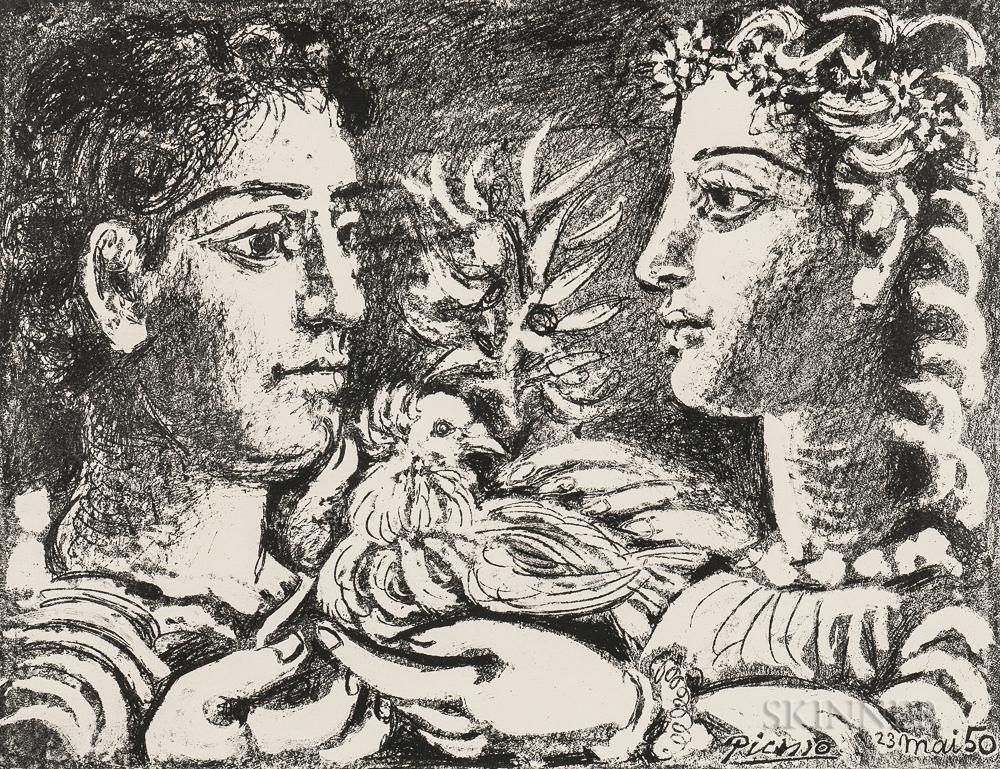 Pablo Picasso (Spanish, 1881-1973)      Jeunesse