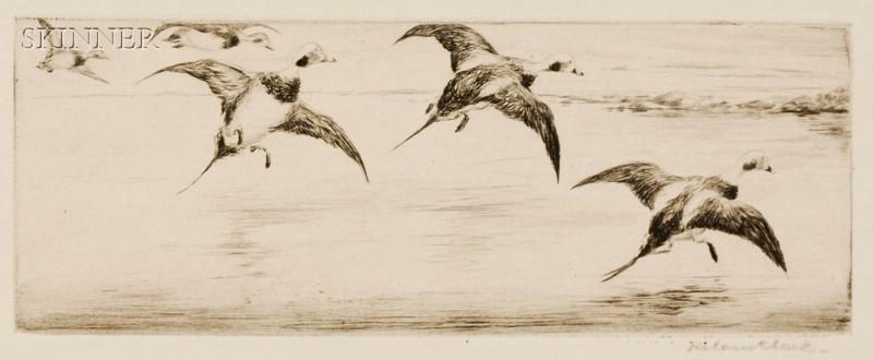 Roland Clark (American, 1874-1957)      Old Squaws.