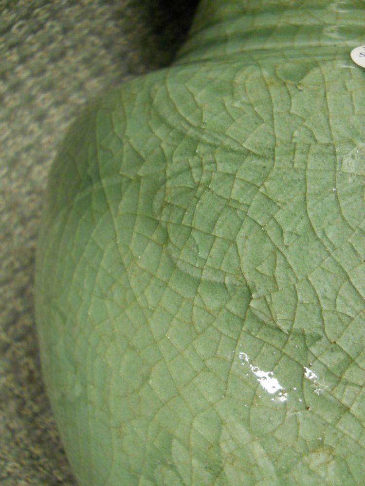 Longquan Celadon Yen-Yen   Vase