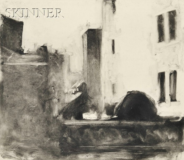 Martin J. Kotler (American, 20th/21st Century)      Untitled