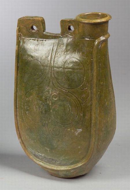 Stoneware Ewer