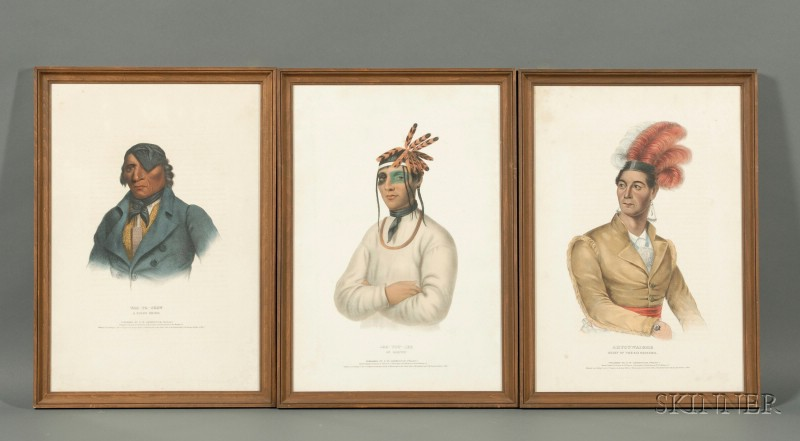 McKenney, Thomas L. (1785-1859) and Hall, James (1793-1868)