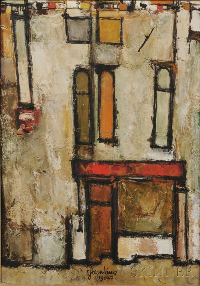 Giuseppe Gambino    (Italian, 1928-1997)