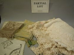 Lot of Assorted Table Linens and Textiles