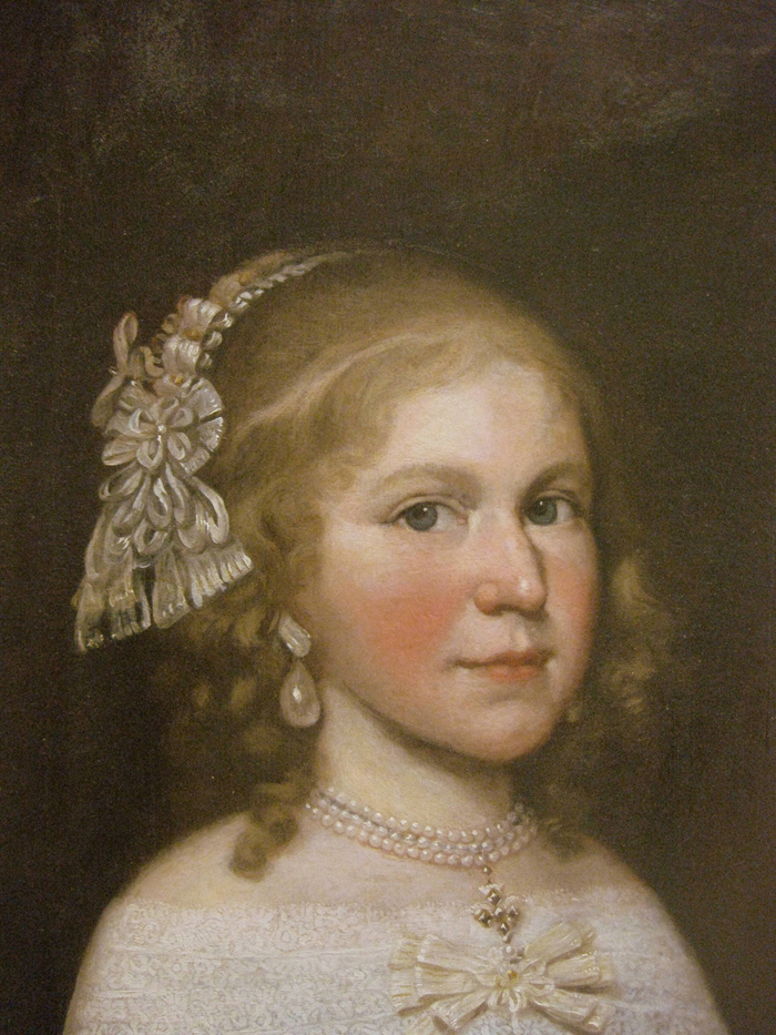 Attributed to Jacob-Gerritsz Cuyp (Dutch, 1594-1651)      Portrait of a Young Girl