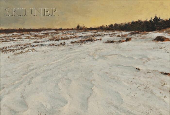 Linden Frederick (American, b. 1953)      Drifted Barren