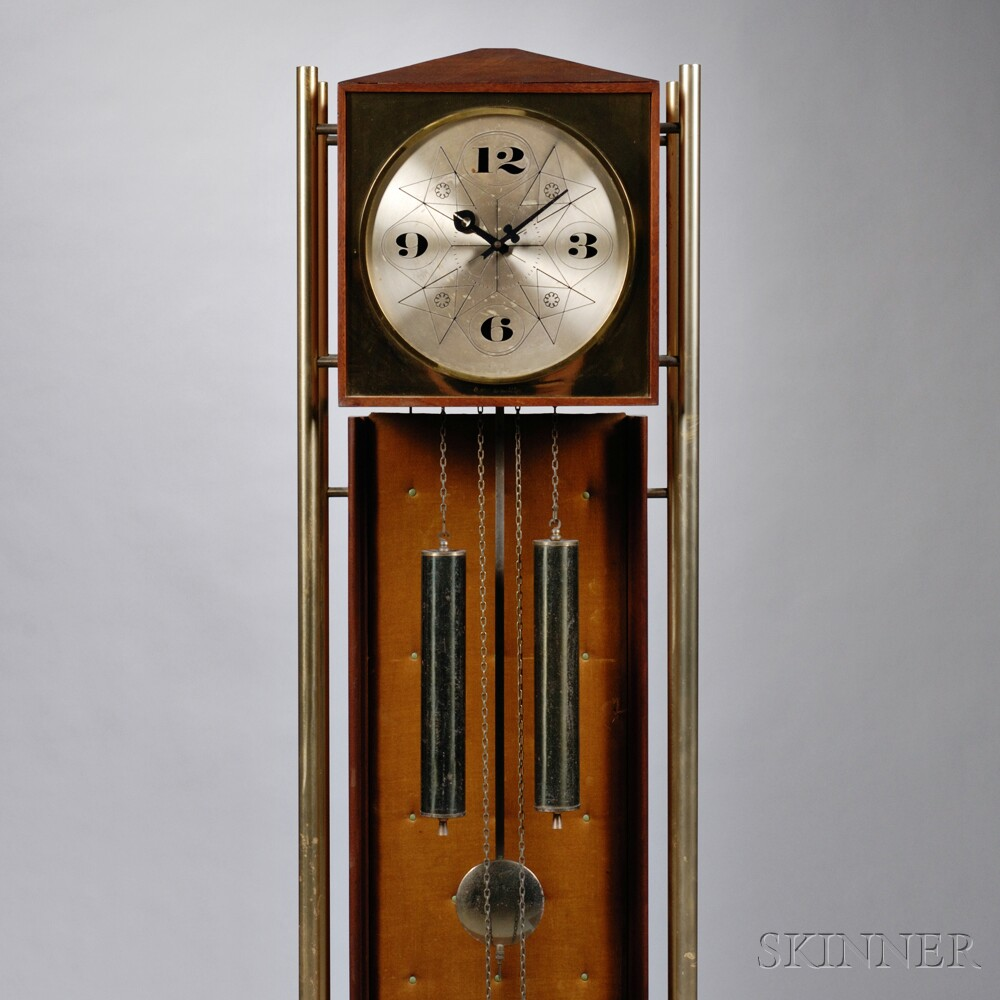 George Nelson Grandfather Clock
