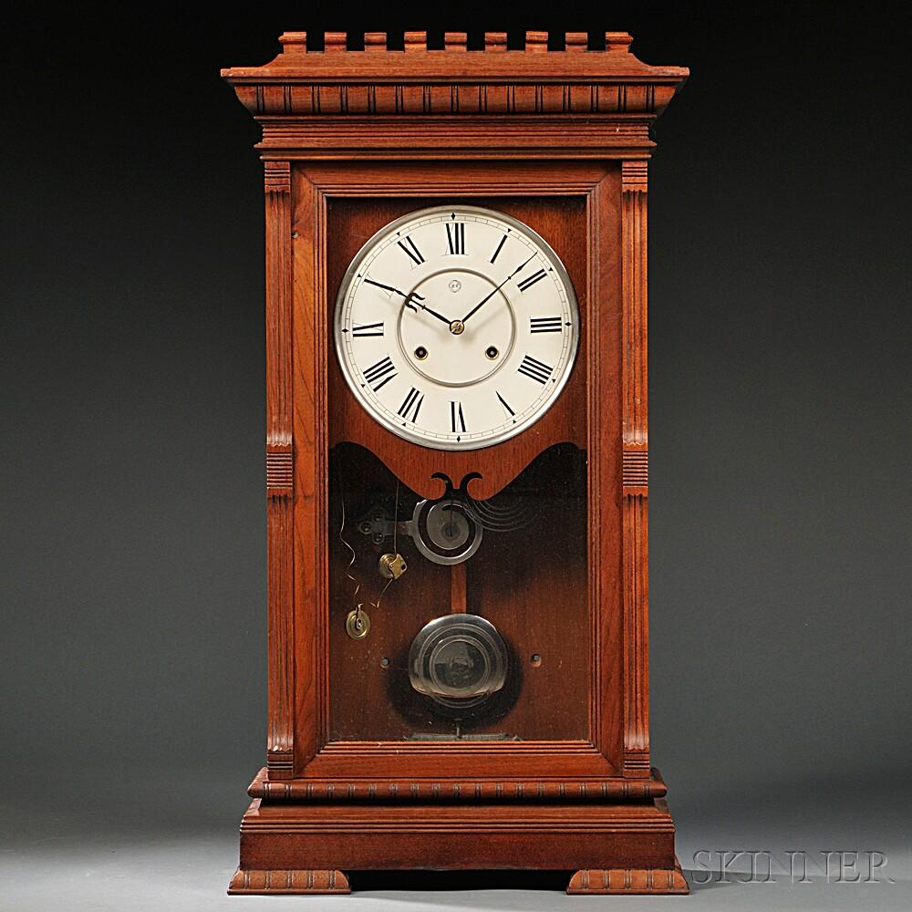 "Seth Thomas ""Garfield"" Shelf Clock"