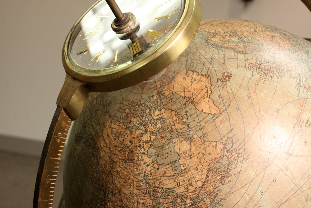 Juvet & Company Time Globe