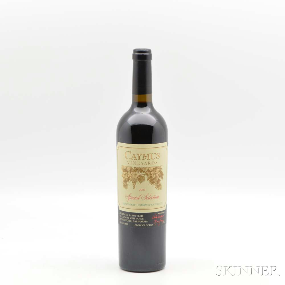 Caymus Special Selection 2001, 1 bottle