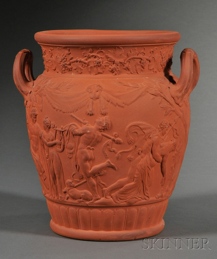 Wedgwood Terra Cotta Cooler