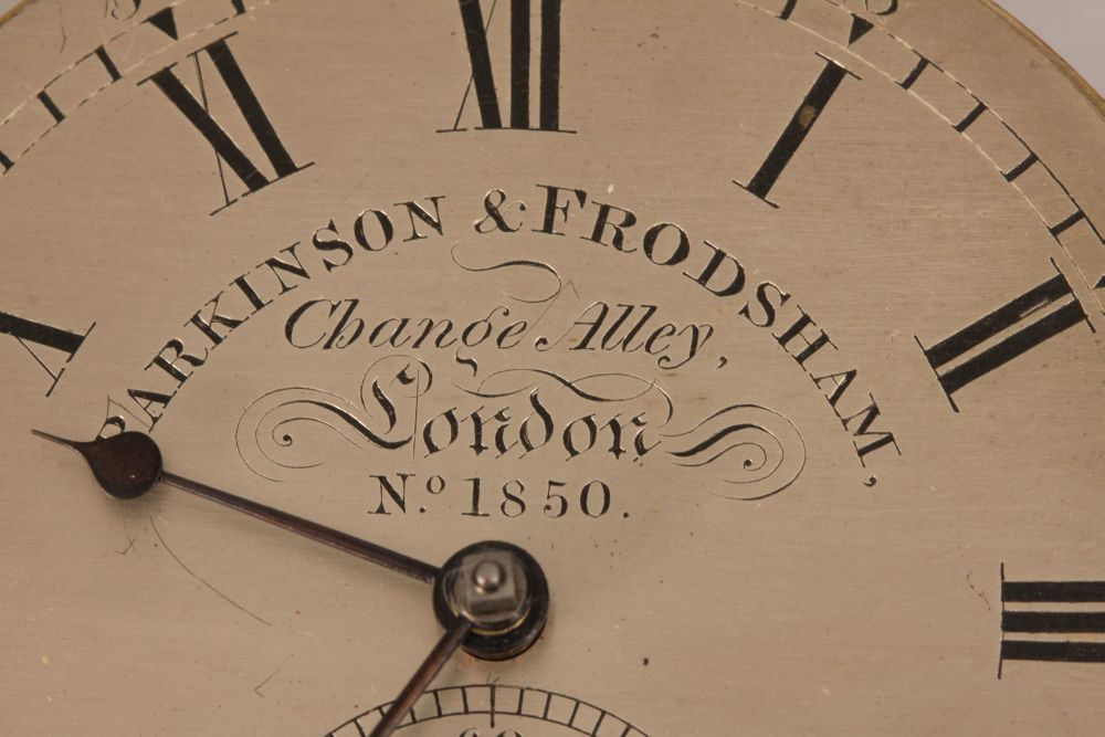 Parkinson & Frodsham Two-day Marine Chronometer