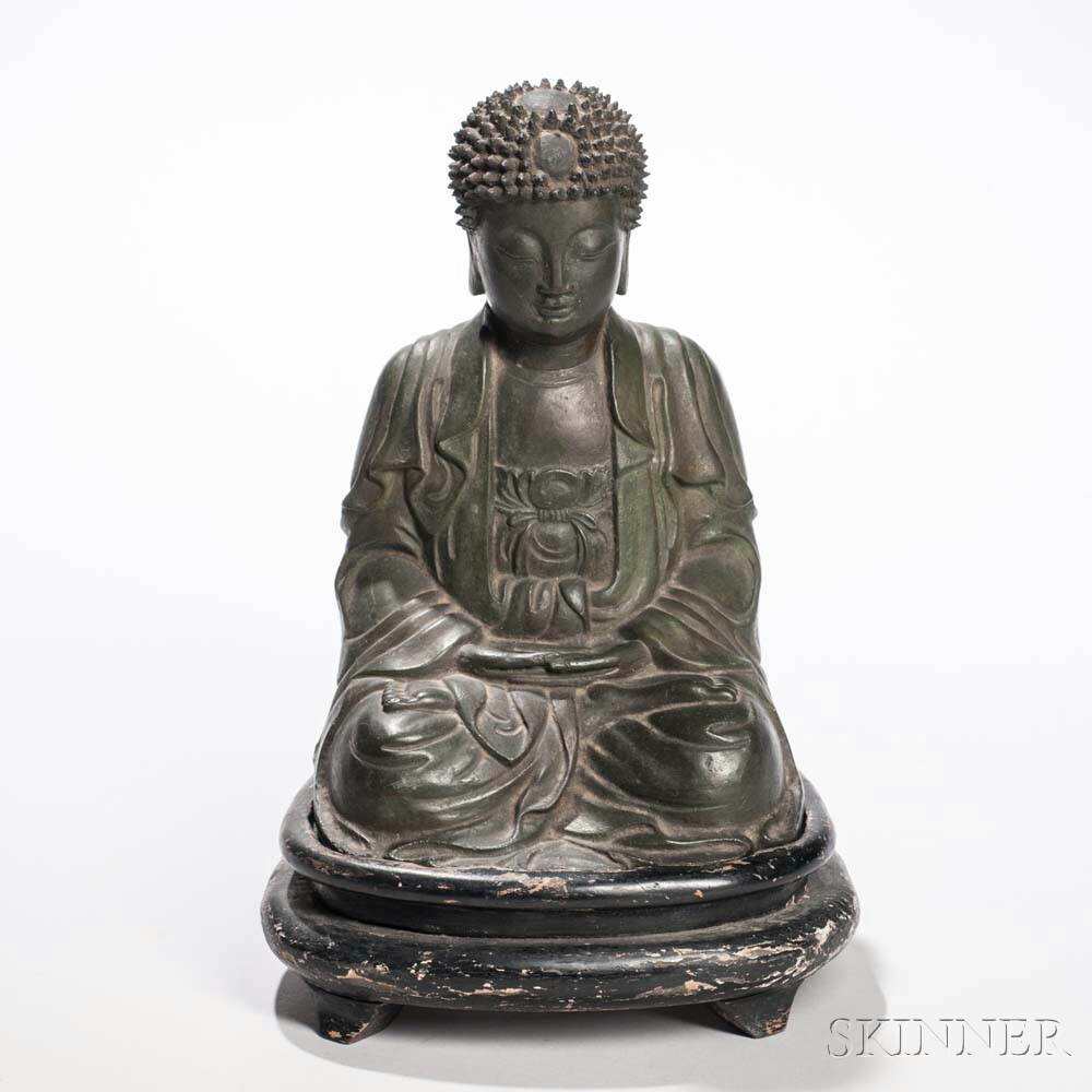 Bronze Statue of Buddha