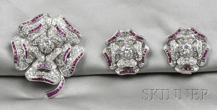 Platinum, Ruby, and Diamond Suite