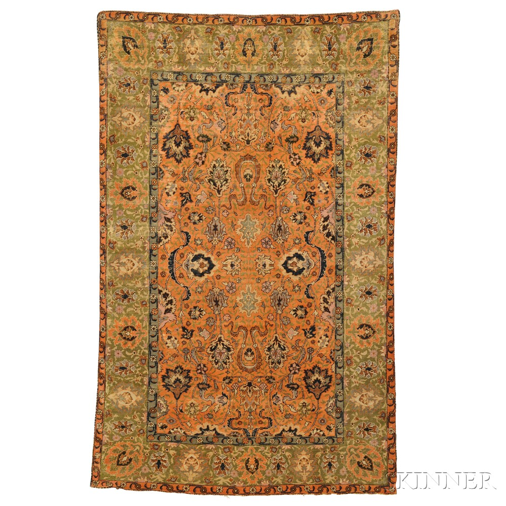 Hereke Rug Sale Number 2884b Lot Number 123 Skinner