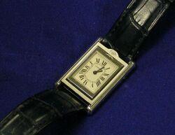 Stainless Steel Wristwatch