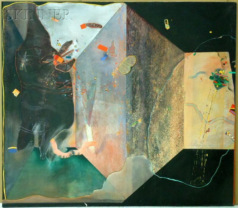 Bunny Harvey (American, b. 1946)      Magic Interior