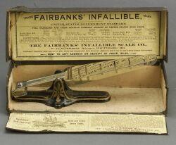 Fairbanks' Infallible Counterfeit Coin Detector