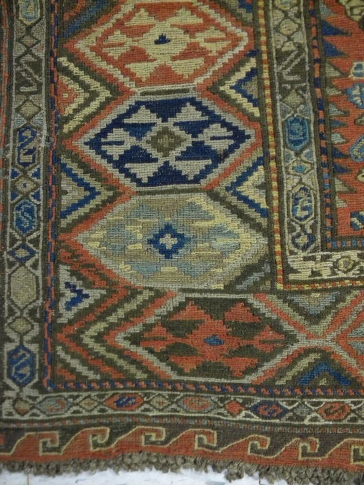 Kuba Soumak Carpet