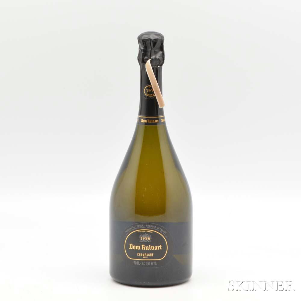 Dom Ruinart Brut 1996, 1 bottle
