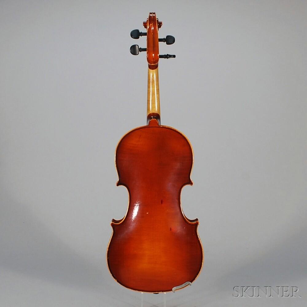 Modern Violin, THE LEWIS