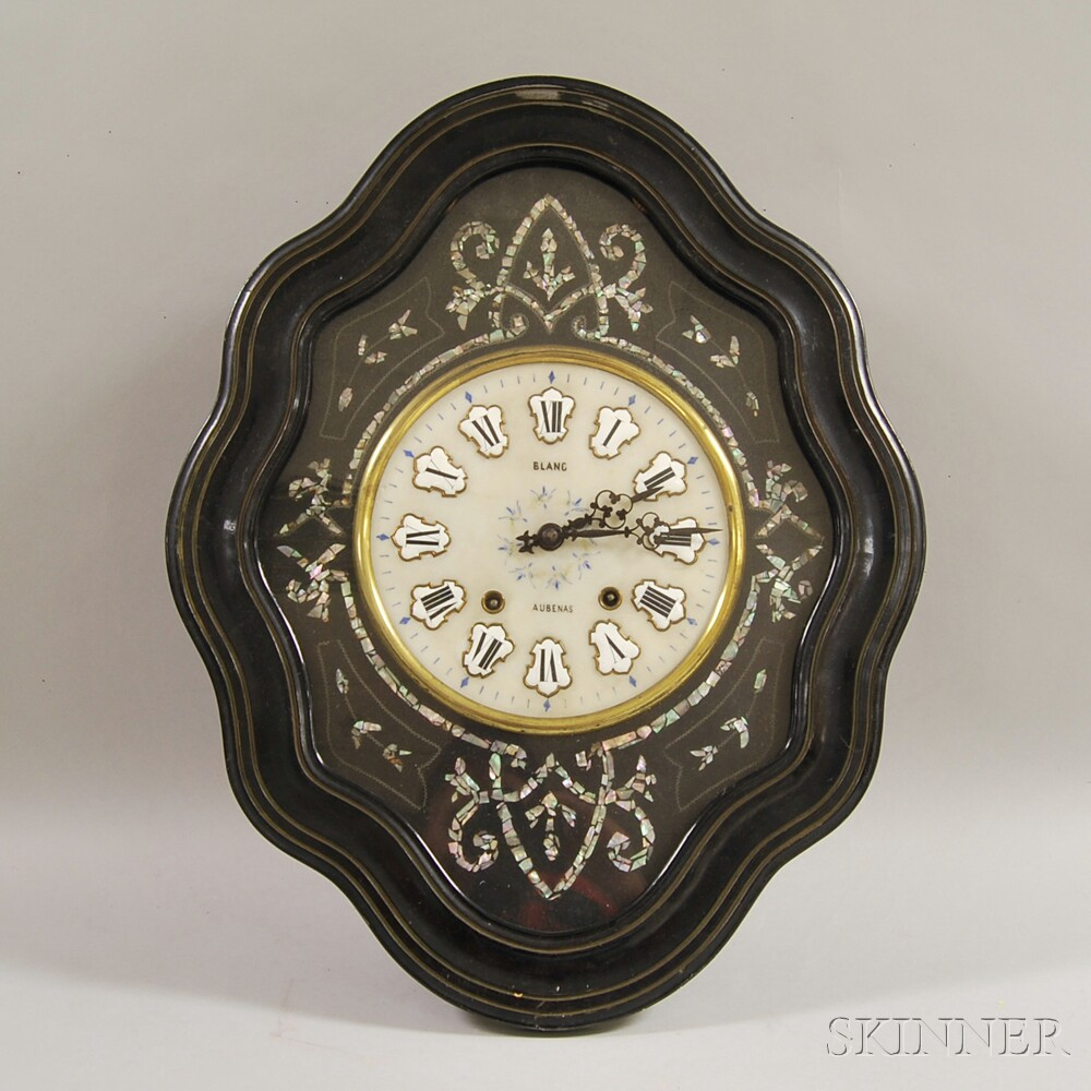 """French """"Baker's"""" Wall Clock"""