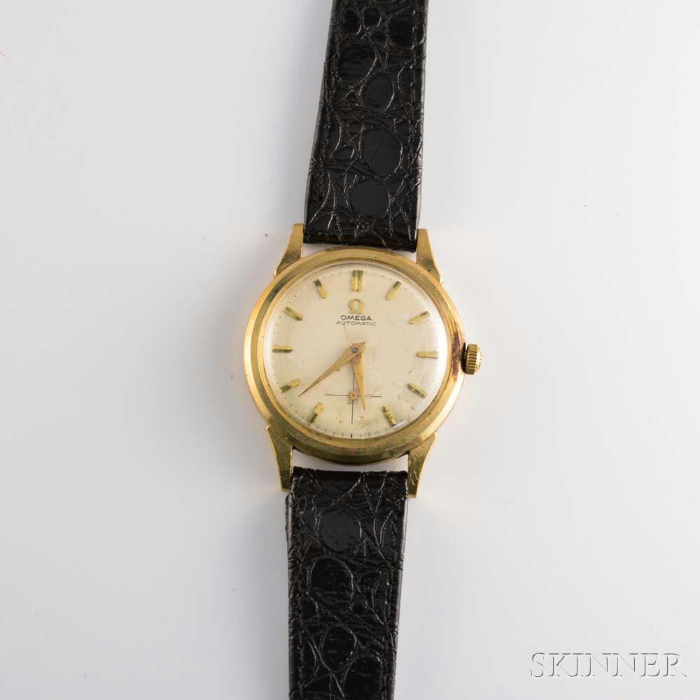 Omega Automatic Caliber 490 Wristwatch