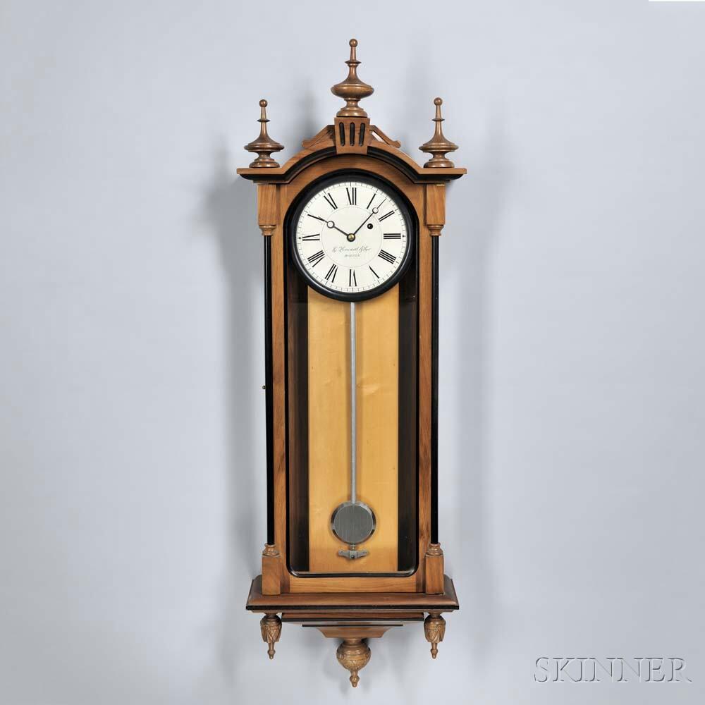 E. Howard & Co. No. 59 Re-issue Regulator Wall Clock