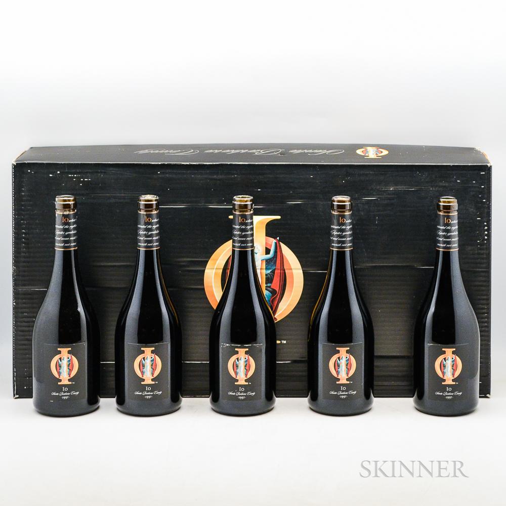 IO Red Wine 1997, 11 bottles (2 x oc)