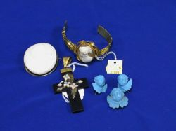 Small Group of Victorian Jewelry.