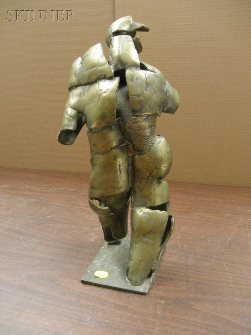 Rik Poot (Belgian, 1924-2006)      Walking Figure